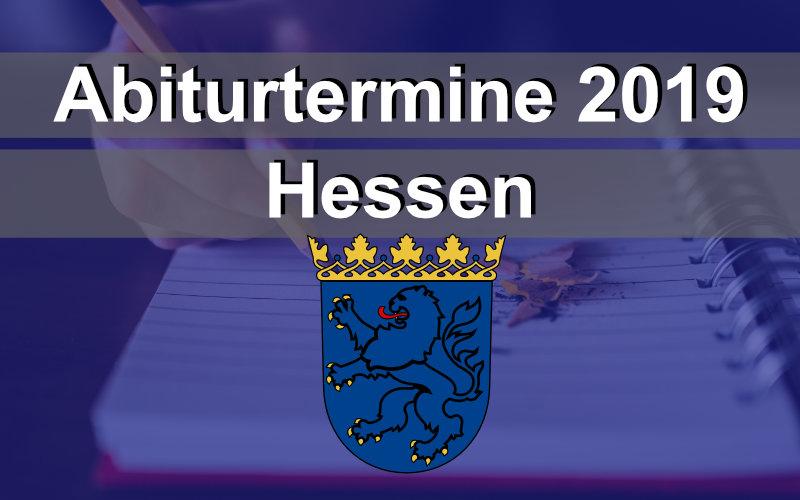 Abitur Hessen