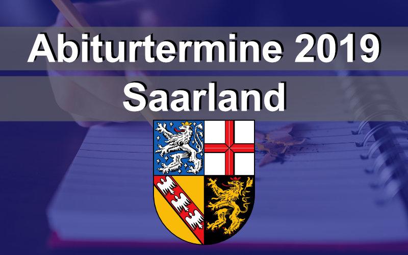 Ausbildungsplätze 2019 Saarland : abiturtermine saarland 2019 ~ Aude.kayakingforconservation.com Haus und Dekorationen