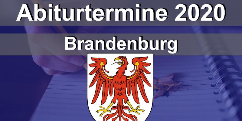 Abitur In Brandenburg